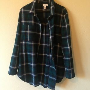 Tilly's Flannel